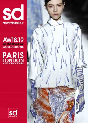 Showdetails Paris London  25 Women Collections Autumn Winter 2018-19
