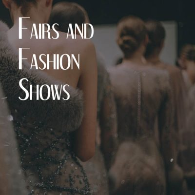 Fairs And Fashion Shows – Ways To Grow Fashion Brands