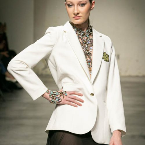 Baroqco White Fashion Brand