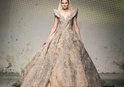 Missaki Couture Altaroma Italy