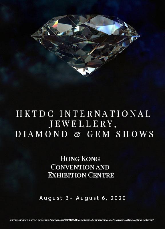 HKTDC INTERNATIONAL JEWELLERY