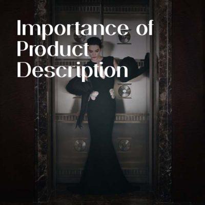 Importance Of Product Description