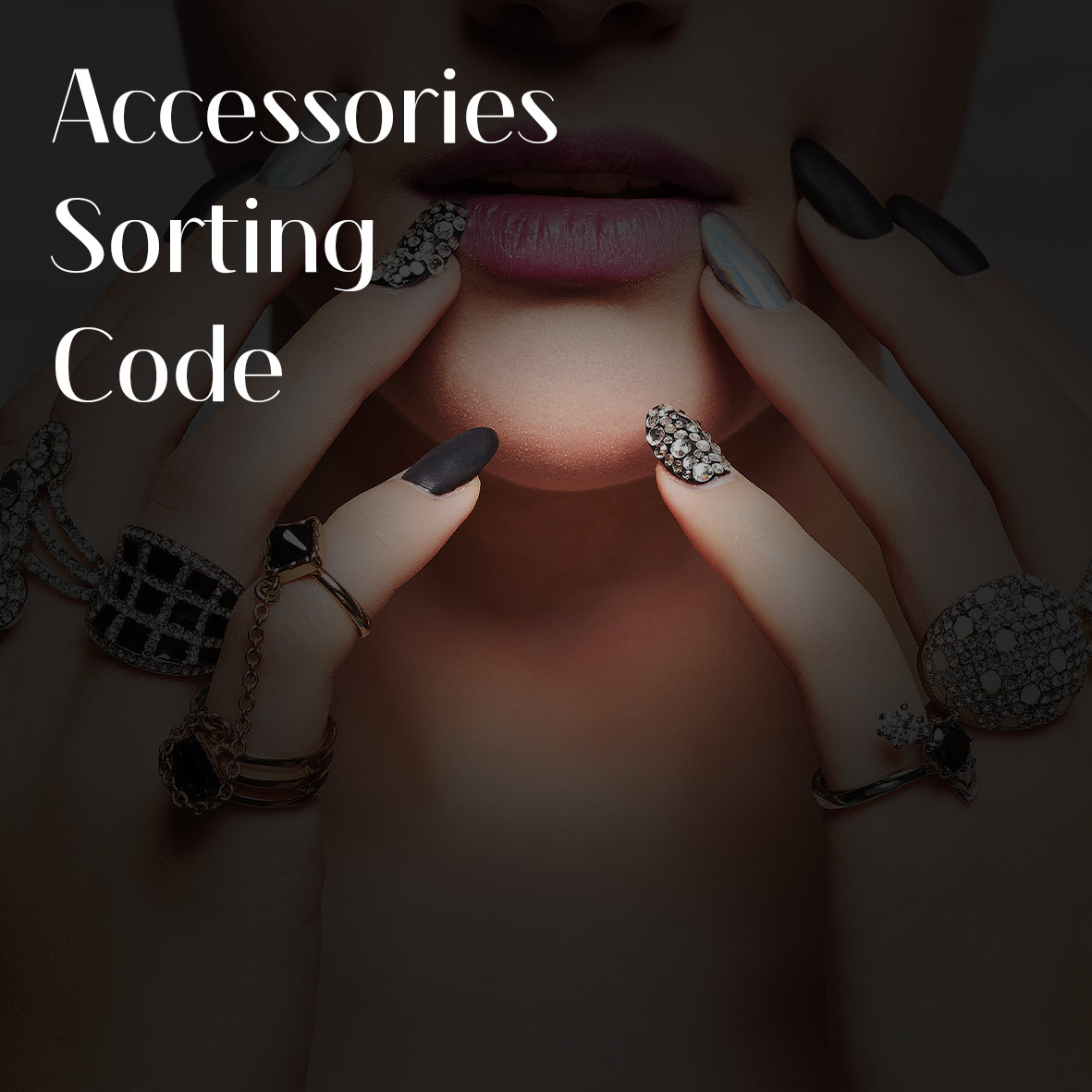 Accessories Sorting Code